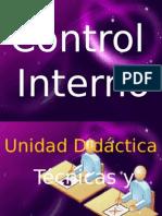 Control Interno 2015 II