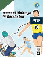 Buku Siswa SMA Kelas 11 Penjaskes Semester 1 (2014)