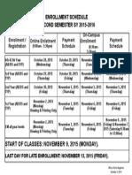 2nd semester SY2015-2016 10.08.15