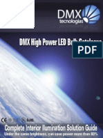 DMX High Power LED Light Bulbs Catalogue