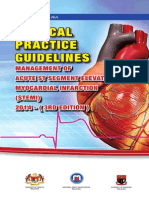 CPG _ Management of Acute ST Segment Elevation Myocardial Infarction STEMI 3rd Edition