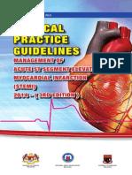CPG _ Management of Acute ST Segment Elevation Myocardial Infarction STEMI 3rd Edition