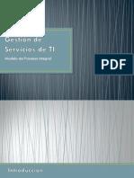 Modelo de Procesos Integral