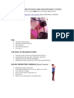 Sports Rehabilitation and Ergonomics Clinic