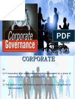 Corporate Governence