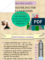 Const.safety5 Gas Cylinders