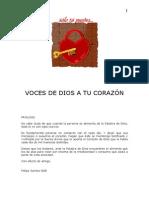 VOCES DE DIOS 1