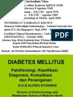 Patofisiologi DMT2