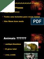 animais????