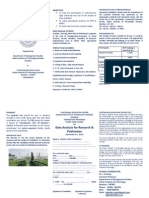Brochure -Research Methodology Dec 2015