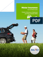 MLC Life Insurance Product Disclosure