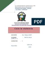 Ciclo de La Violencia (análisis)