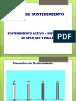 CHARLA DE SOSTENIMIENTO