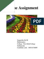 Oneline assignment