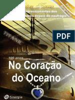 Livro No Coracao Oceano-Titanic 100 Anos Primeiras 35 Paginas
