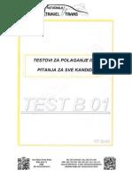 Prirucnik Za Polaganje Ispita Za Vozace Motornih Vozila