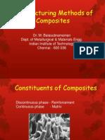 Compos Manufac_Prof. Balasubramanian