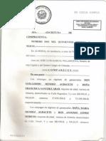 Escritura Compra Venta SOFTTOLL.