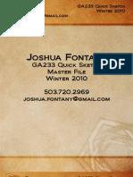 Fontany Joshua GA233 Master File Final