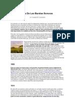 Breve Historia de Las Bandas Sonoras