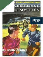 Rick Brant #5 The Whispering Box Mystery