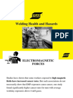 Welding Health and Hazards
