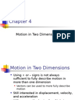 Physics Chapter 04