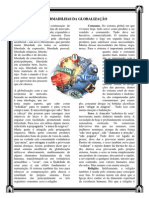 Dom Volodemer Koubetch, OSBM - As Armadilhas Da Globalização