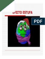 Efeito estufa - Usp