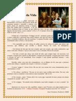 Dom Volodemer Koubetch, OSBM - Os Três ''Cs'' Da Vida