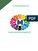 Programa #MovamosPsicologíaUCT