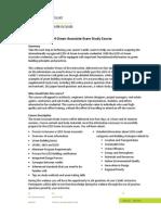 Webinar LEED v4 Green Associate Exam Study Course