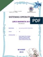 Sistema Operativo Mandriva Free 2010