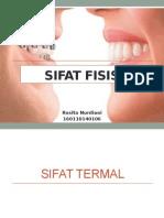 SIFAT FISIS