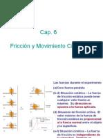 Cap 06 Fricción y Movimiento Circular