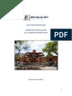 Informe Final de Autoevaluación Institucional Odontología2-17
