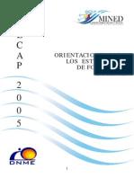 Guia ECAP 2005