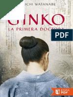 Ginko. La primera doctora - Jun'ichi Watanabe.pdf