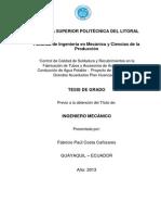 Control de Calidad de Soldaduras Tesis Fabricio Costa c.