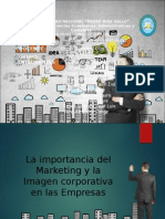 Diapositivas Marketing e Imagen Corporativa