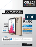 August 2014 Booklet