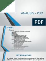 Analisis - Proceso unificado de desarrollo