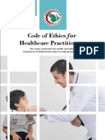 Ethics for Health Practitioners