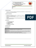 Informe Localización de Componentes