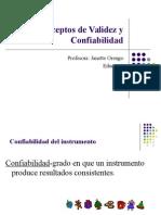 Cap_.10 (2)_Conceptos_ de_ Validez_ y_ Confiabilidad.ppt