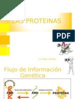 Unidad Nº 2 Proteinas Bio 3