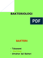 Bakteriologi