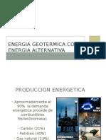 Energia Geotermica Como Energia Alternativa