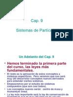 Cap 09 Sistemas de Partículas