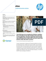 Cerner Results Positive and HP